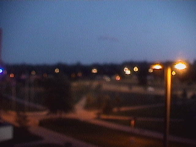 Snow cam from Northern Michigan University in Marquette Michigan.